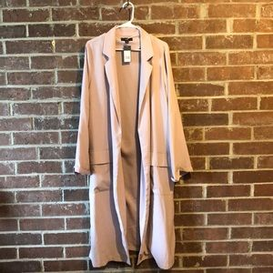 Mossimo Duster Jacket